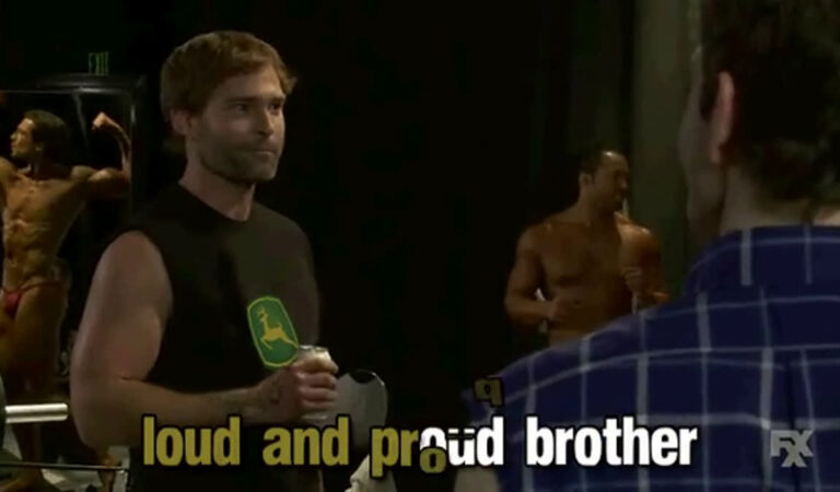 Loud and proud brother (John Deere Edition)