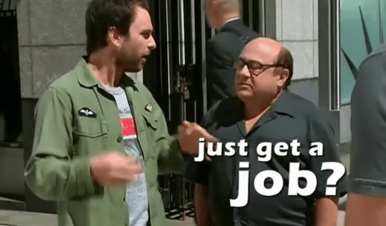 get a jobbie