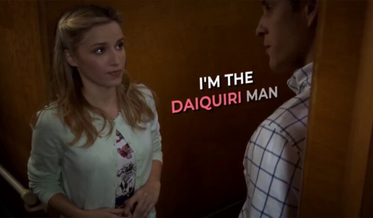 The Daiquiri Man